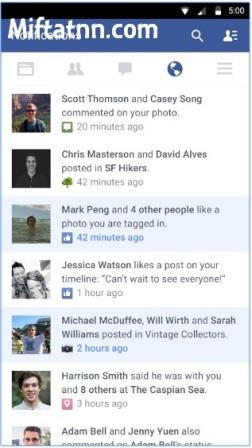 Aplikasi Sosial Media Android Terbaik Facebook Apk Terbaru