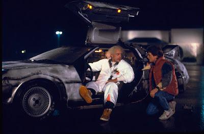 Cena do filme: De volta para o Futuro II - Divulgação/Canal Universal