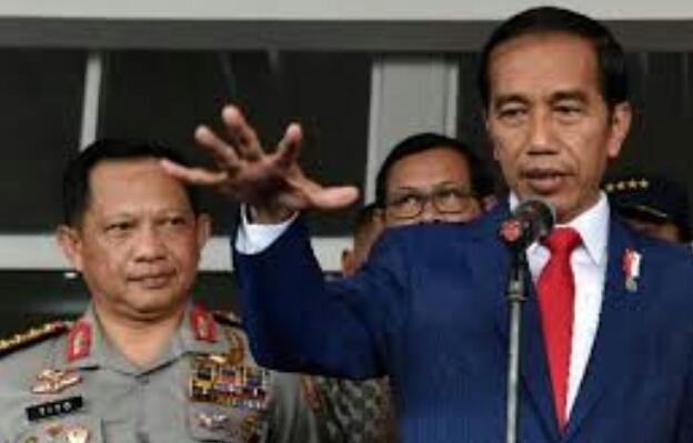 Anda Pendana atau Konsumen Saracen? Siap-siap Ditangkap, Ini Perintah Jokowi kepada Kapolri