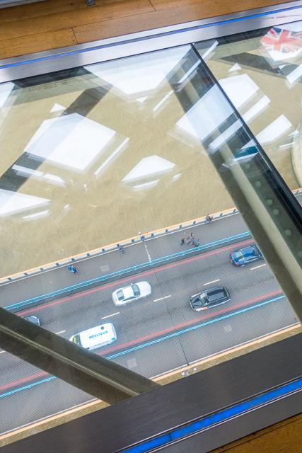 Glass Floor Tower Bridge - London, England