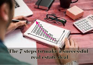 DC Fawcett's Gem – The 7 steps to make a successful real estate deal