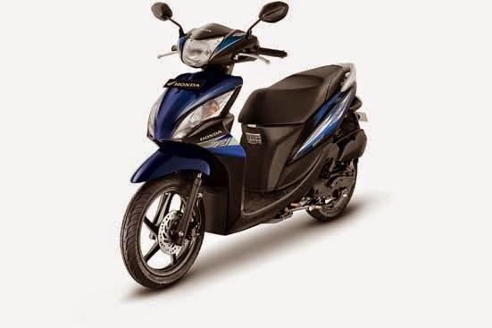 Honda Spacy FI