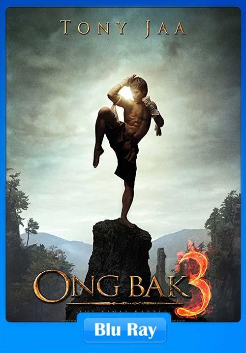 Ong-Bak 3 2010 BluRay Hindi 720p | 480p 300MB | 100MB HEVC x264 Poster