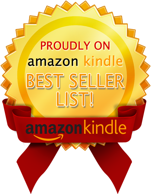 An Amazon Kindle Best Selling Author