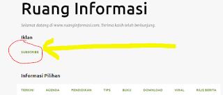 Ruang Informasi