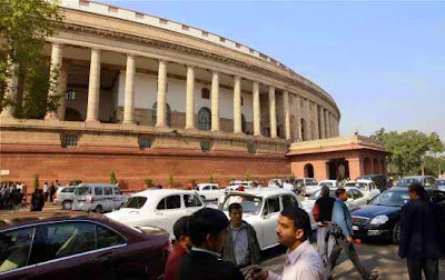 Parliament, Real Estate Bill, Parliament of India, Indian Parliament, Real Estate Bill Issue, M Venkaiah Naidu, Gulam Nabi Azad