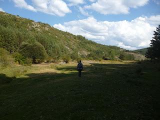 Valle del río Lillas