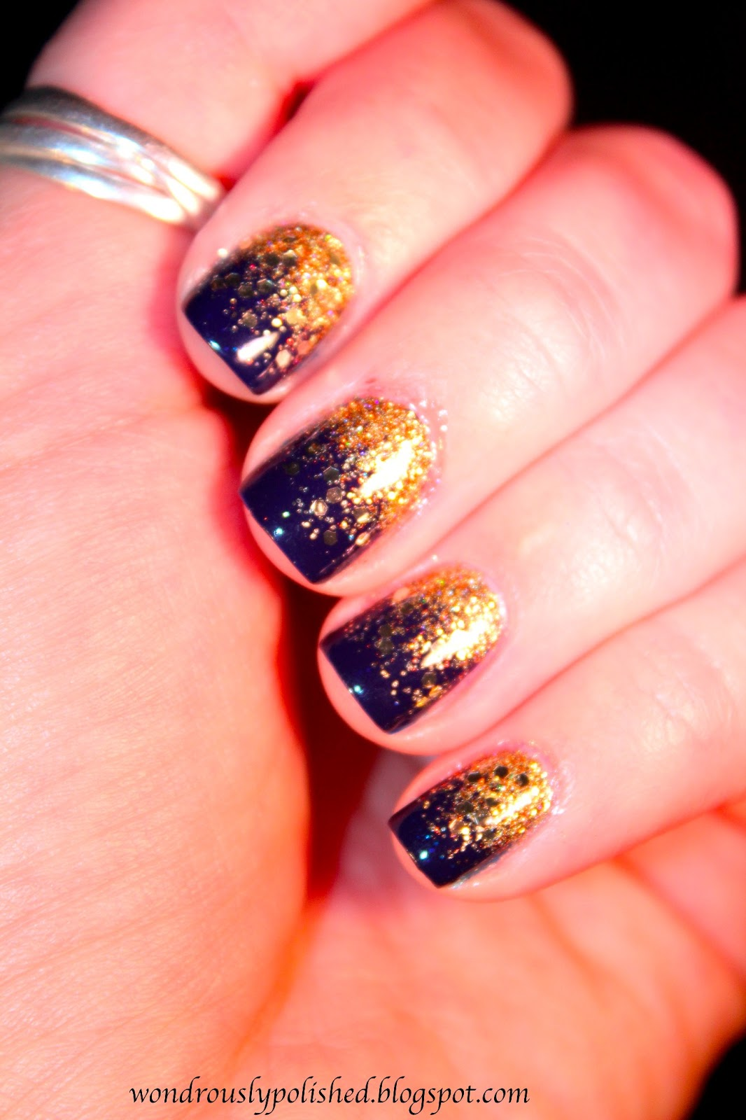Wondrously Polished Sparkle Gradient With Bl Cg And Sopi