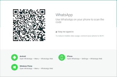 Cara Membuka WhatsApp di PC/Laptop Tanpa Aplikasi Tambahan