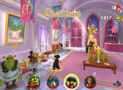 Shrek 2 Team Action  Pc Game Free Download Full Version