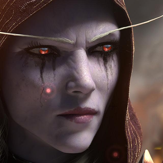 World of Warcraft - Sylvana Wallpaper Engine