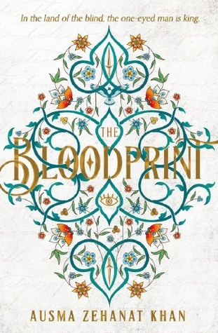 The Bloodprint by Ausma Zehanat Khan