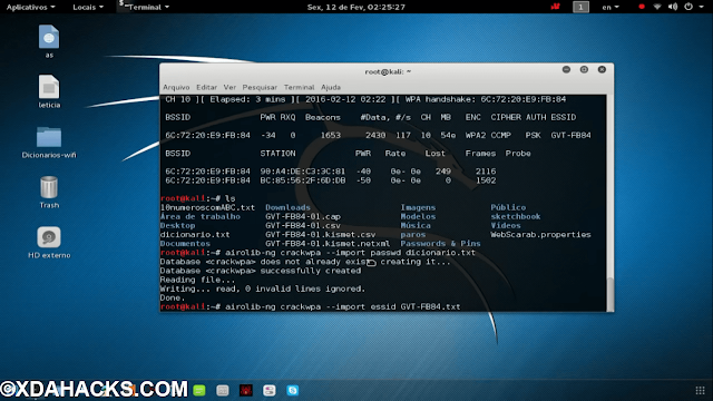 How To Hack WPA, WPA2, WPA3 WIFI Security Using Kali Linux In Hindi xdahacks.com