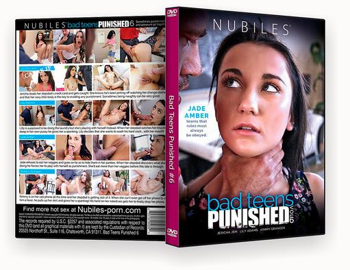 CAPA DVD – Bad Teens Punished 6 xxx – ISO