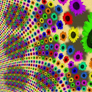 GIMP: Filtro fractal