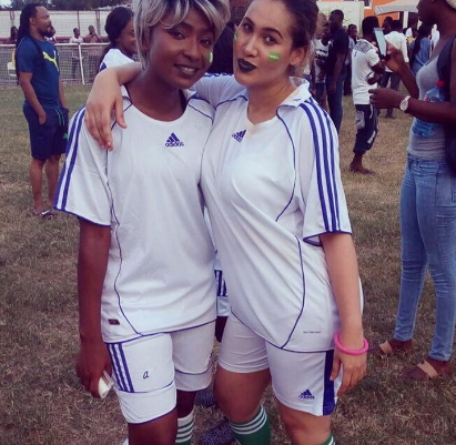 juliet ibrahim foundation soccer match