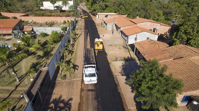 Governo investe R$ 6 mi nas obras da 2ª etapa do Mais Asfalto em Imperatriz