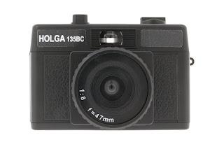 IT - HOLGA 35mm Camera 135BC / BC (Black)