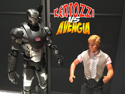 Kentozzi vs Avengia