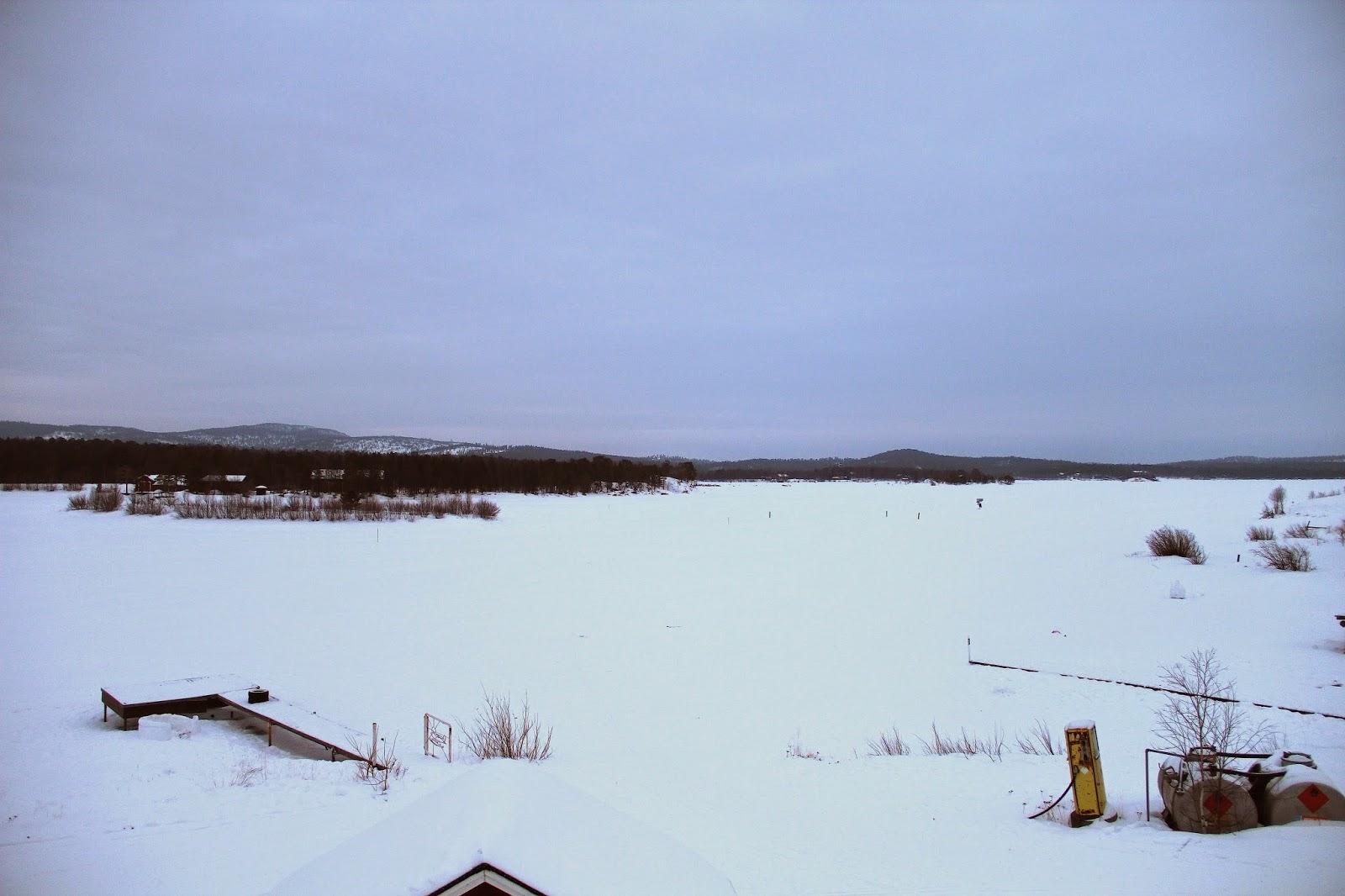 Lake Inari, Finland