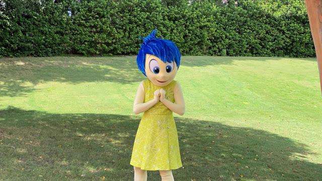 Reimagined Character meet and greets Pixar inside joy Phased Reopening EPCOT Walt Disney World Resort