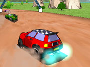 لعبة سباق سيارات 3D