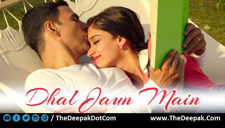 Dhal Jaun Main Guitar CHORDS | Rustom