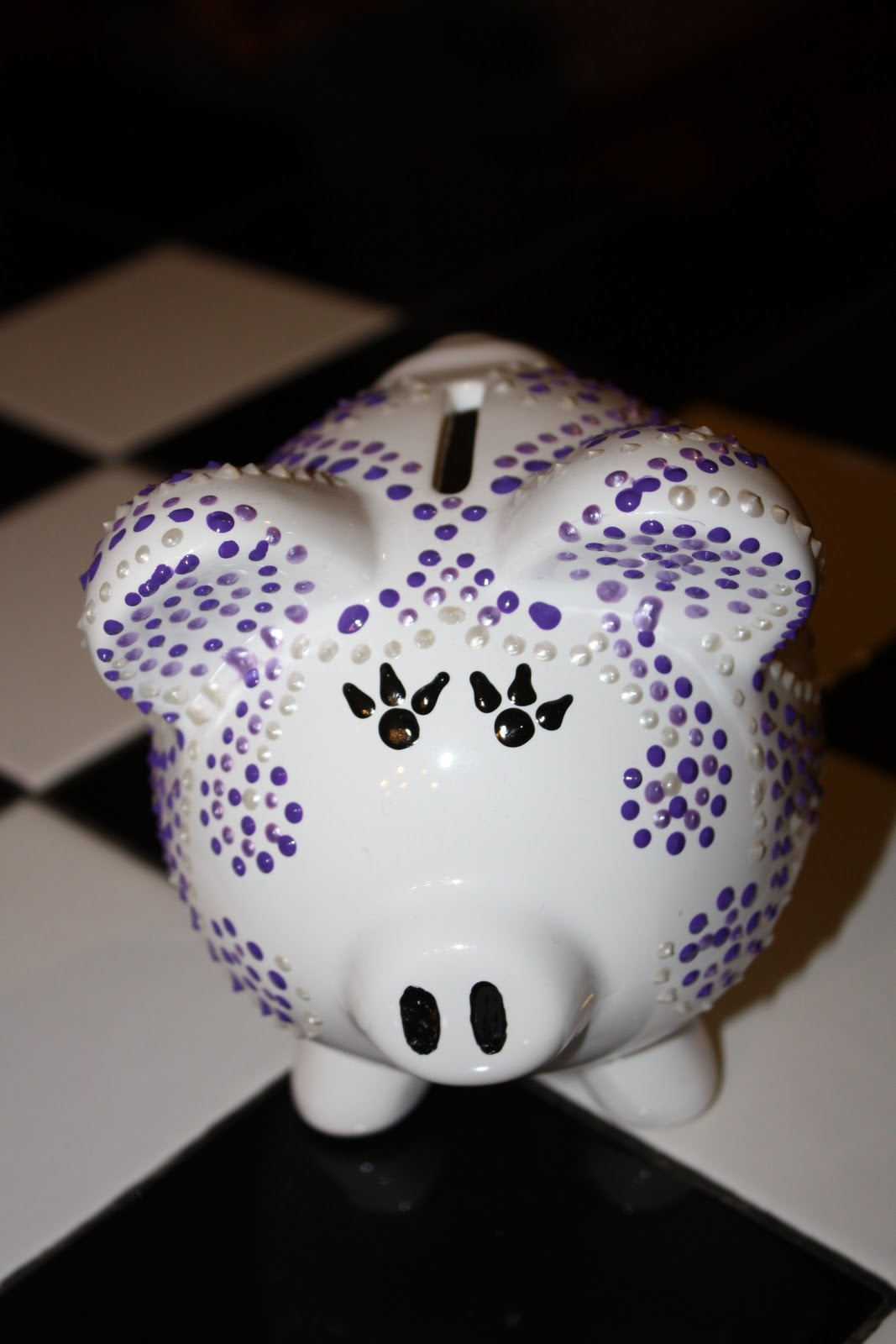 The Pbj Mom Custom Piggy Bank