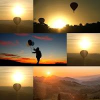 passeio de balão pelo Brasil