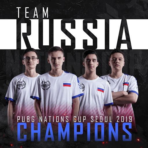 PUBG Nations Cup: Nga trở thành nhà vô địch đầu tiên