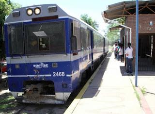 El interior del Chaco vuelve a quedarse sin servicio de tren