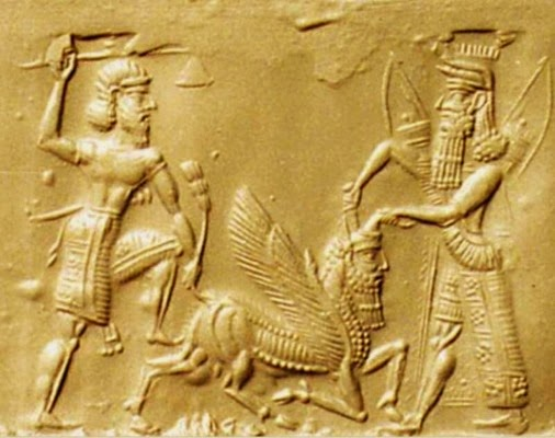http://www.schoyencollection.com/literature-collection/assyrian-literature-collection/gilgamesh-cylinder-seal-ms-1989