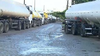 Paralisação dos caminhoneiros chega ao 8º dia na PB após nova proposta do governo