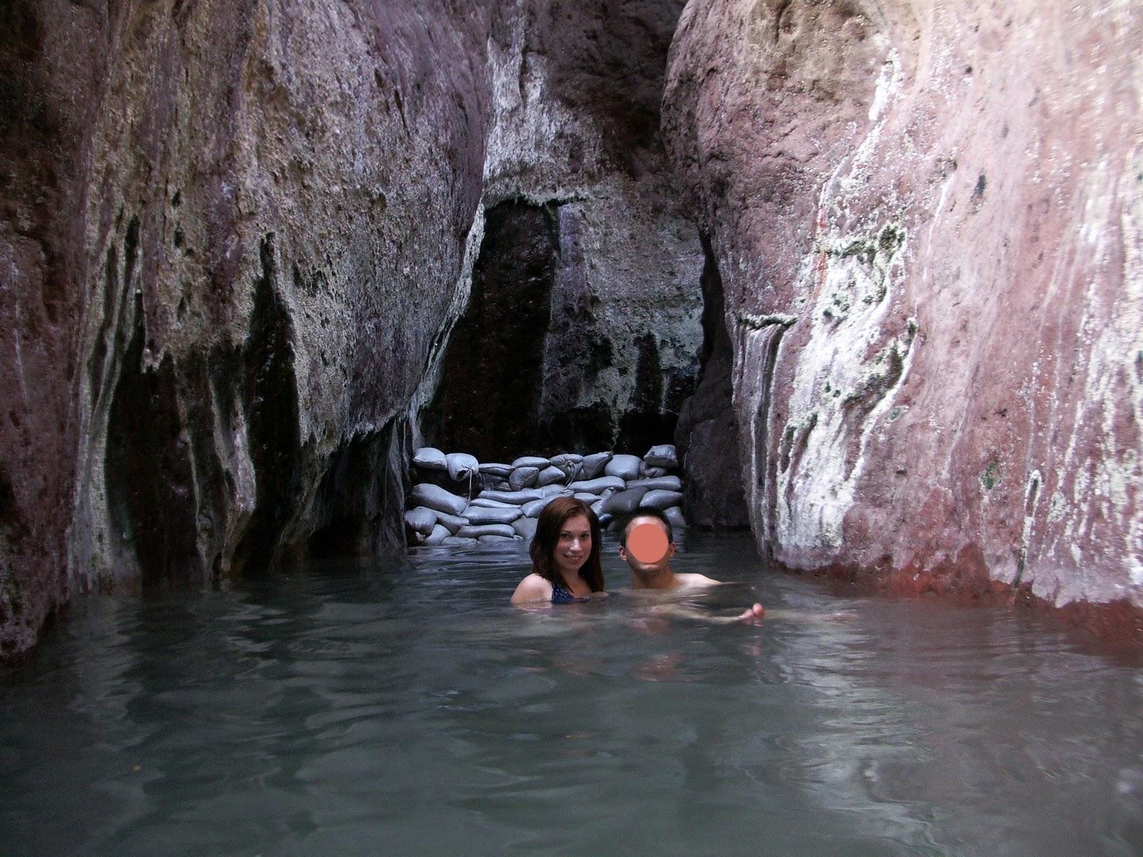 Hannah S Hikes Arizona Hot Springs White Rock Canyon