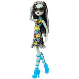 MH Emoji Frankie Stein Doll