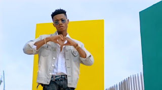 VIDEO: KiDi – Odo (Remix) ft Mayorkun & Davido
