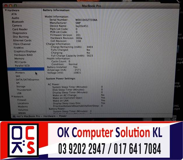 [SOLVED] MASALAH TRACKPAD MACBOOK PRO A1278 | REPAIR MACBOOK CHERAS 13