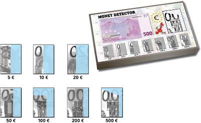 un d tecteur de faux euro uro money detector schema electronique net. Black Bedroom Furniture Sets. Home Design Ideas