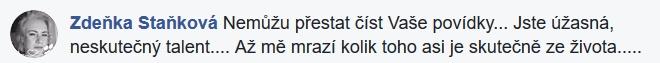 Facebook: Zdeňka Staňková
