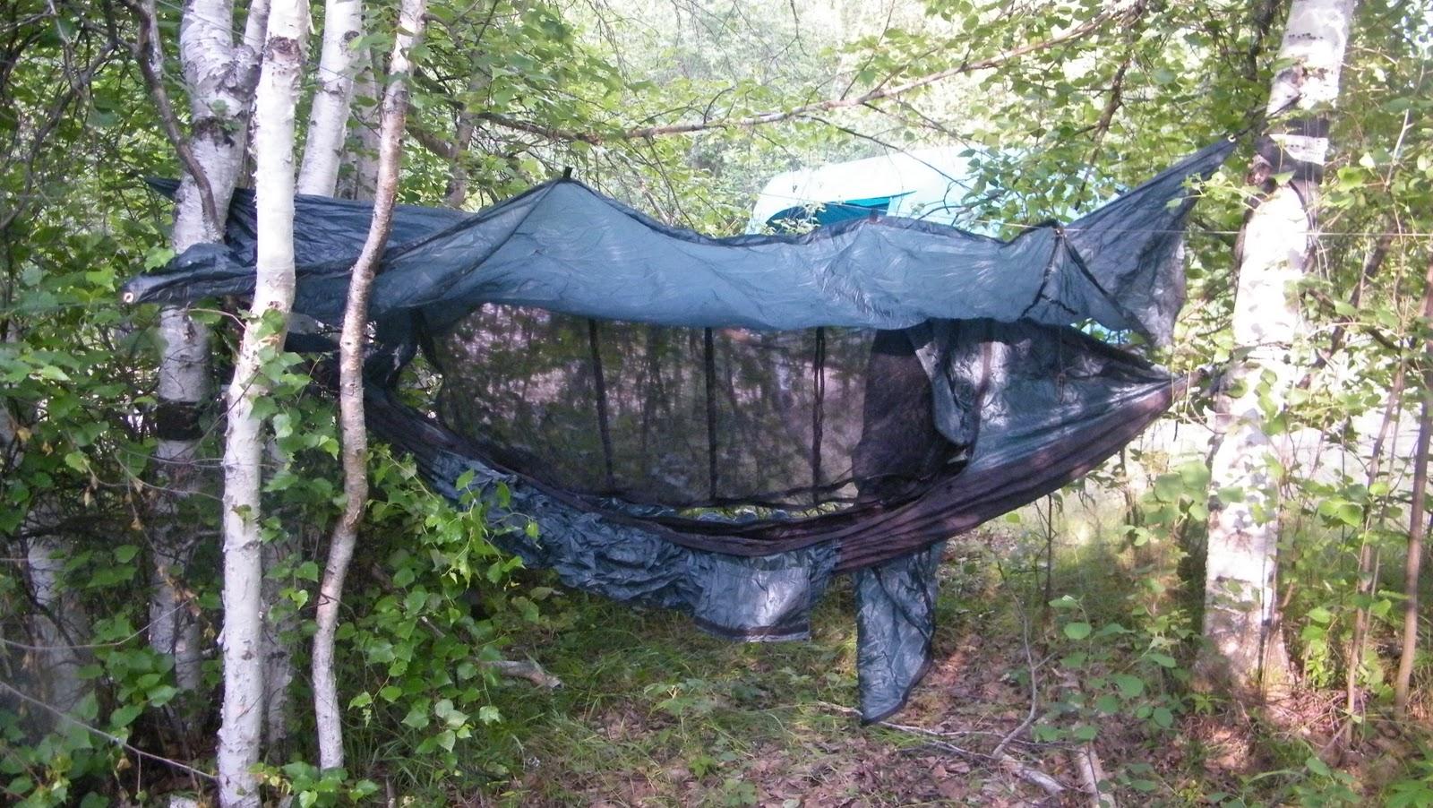 Camping Hammocks With Rain Fly