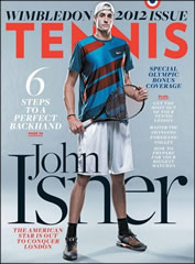 Subscription to Tennis Magazine