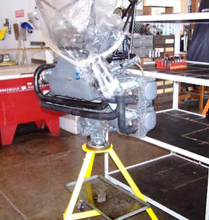 Aircraft Reciprocating Engine Overhaul