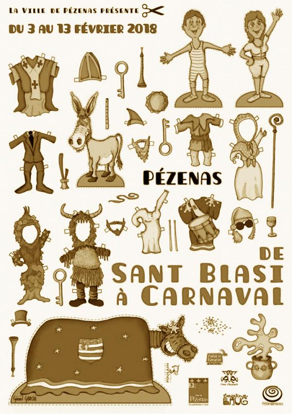 Carnaval 2018 de Pézenas