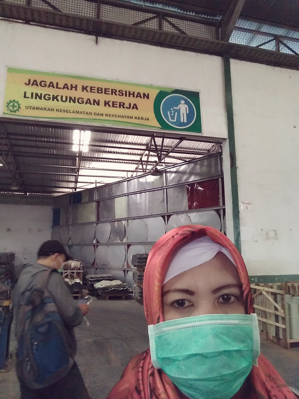 Pabrik Baja Ringan Terbesar Di Indonesia Pt Tatalogam Lestari Adalah Perusahaan Genteng Metal Dan