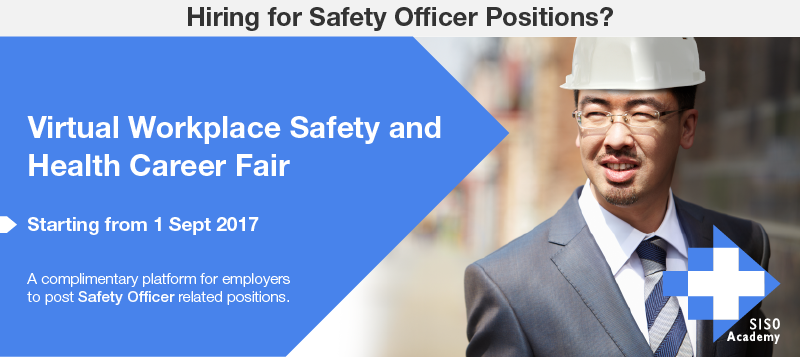 Virtual Workplace Safety and Health Career Fair