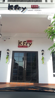K FRY Urban Korean Batu Pahat