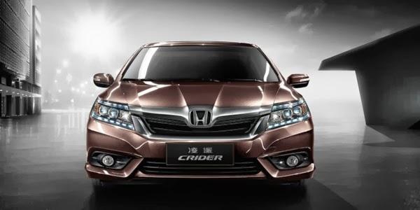 Honda City New Model 2014 HD Wallpapers