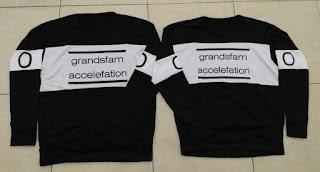Jual Online Sweater Grand Couple Murah Jakarta Bahan Babytery Terbaru