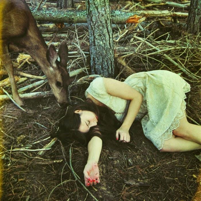 fotografías artísticas de mujeres Dara Skully