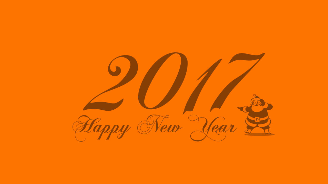 Best of Happy new year 2017 HD wallpapers